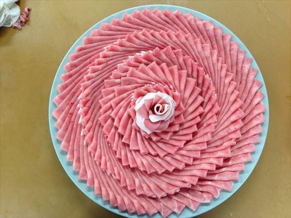 あさくら豚米ロース皿盛り丸